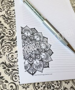 STATIONERY Mandala