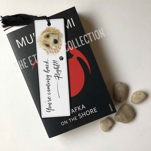 Dog Bookmark