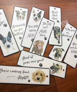Dog Bookmarks