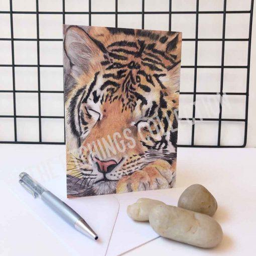 Wildlife Greeting Card