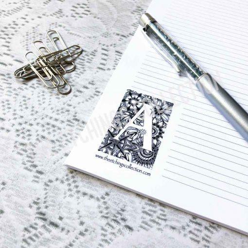 Monogram Stationery