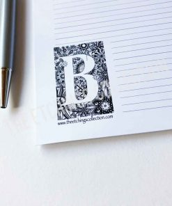 Monogram Stationery