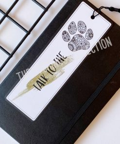 Paw Bookmark