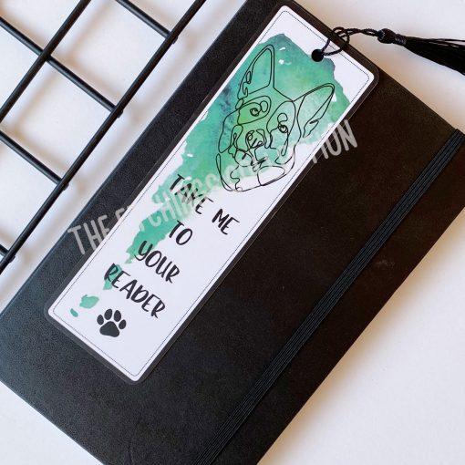 Dog Bookmark