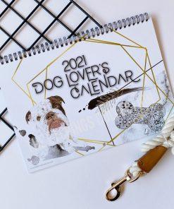 2021 Dog Calendar