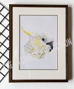 Cockatoo Artwork
