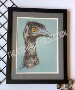 Emu Artwork